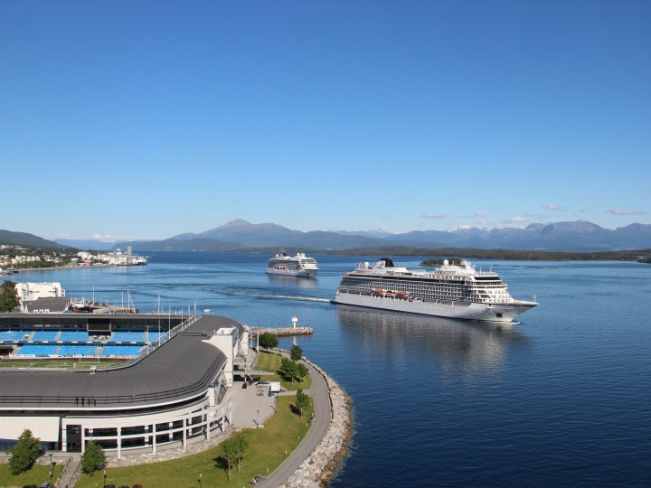 Viking Star Sea Forlater Molde